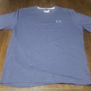 Under armour charged shirt
